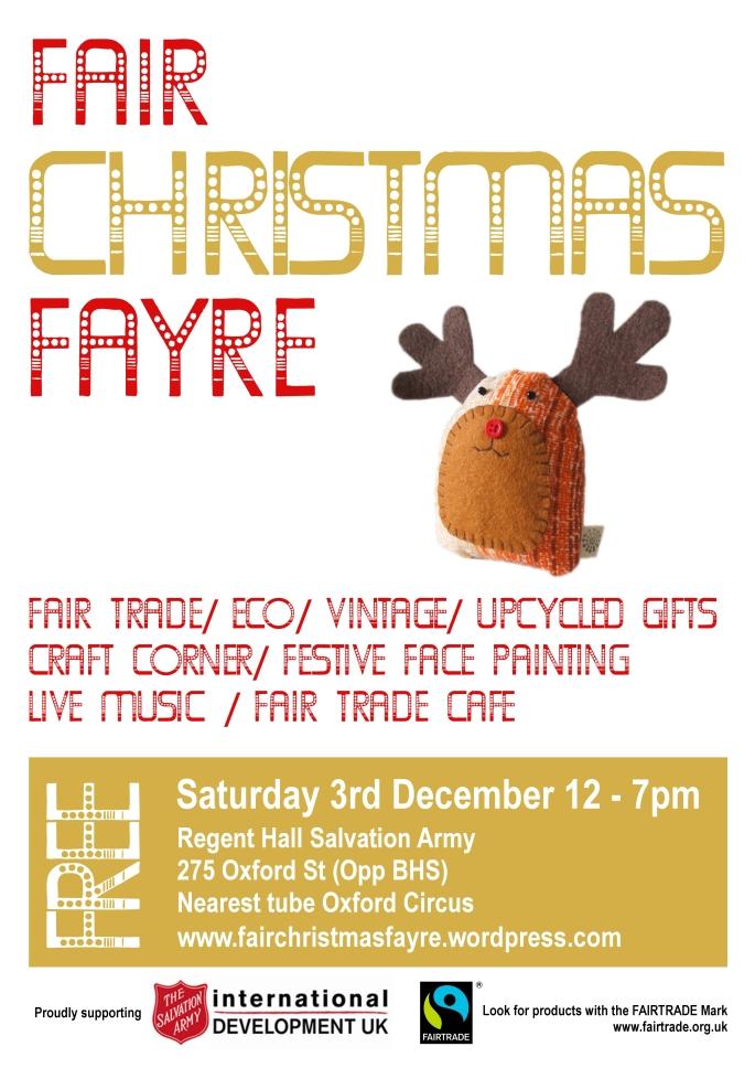 Fair Christmas Fayre 2011