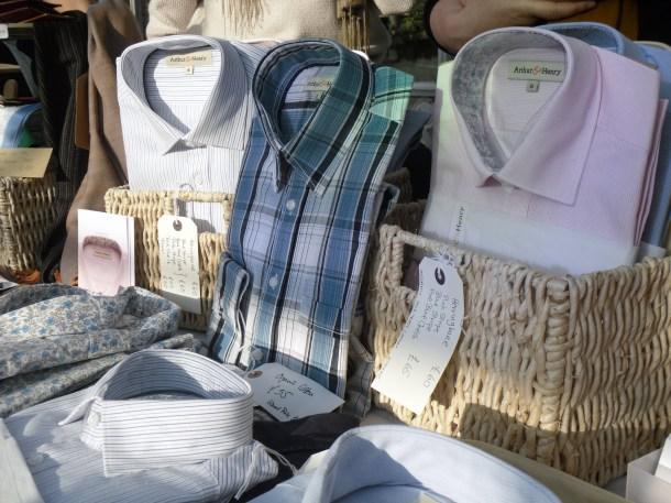 shirts arthur henry