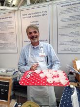 The Speculaas Spice Master Chef at a Show